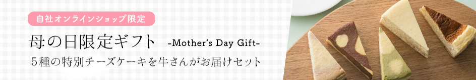 母の日限定商品
